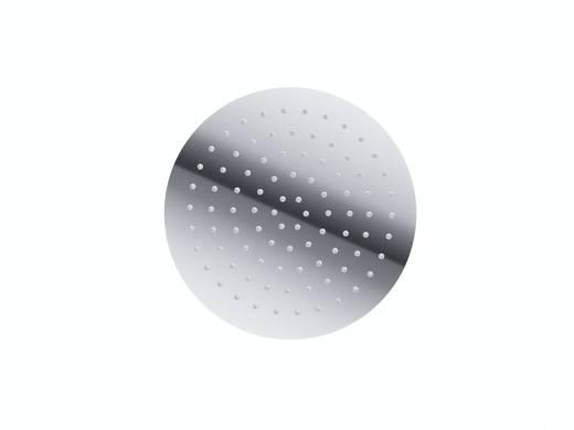 Regenbrause Corsan CMDO20CH verchromt 20 cm